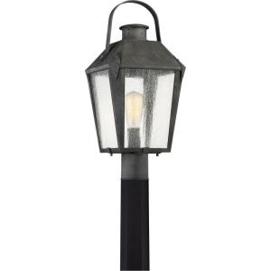 Carriage - 150W 1 Light Outdoor Large Post Lantern - 21.75 Inches high