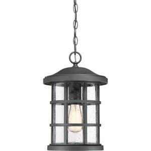 Crusade - 150W 1 Light Outdoor Large Hanging Lantern - 15.5 Inches high
