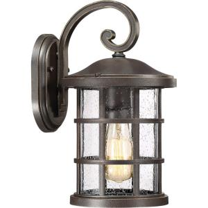 Crusade - 100W 1 Light Outdoor Medium Wall Lantern