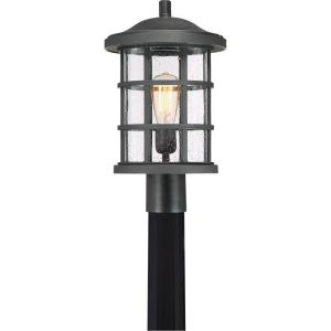 Crusade - 150W 1 Light Outdoor Large Post Lantern