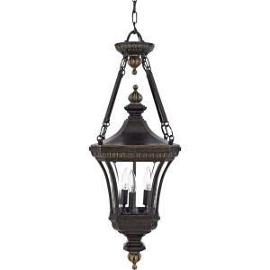 Devon - 3 Light Large Hanging Lantern