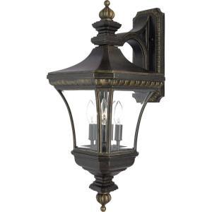 Devon - 3 Light Large Wall Lantern