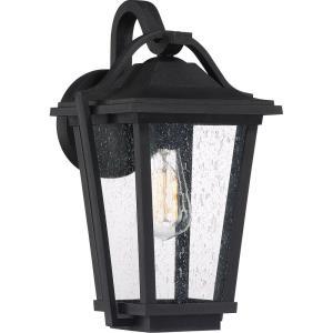Darius 14.75 Inch Outdoor Wall Lantern Traditional Plastic