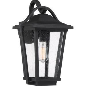 Darius 18.25 Inch Outdoor Wall Lantern Traditional Plastic