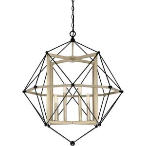 Division - 8 Light Pendant