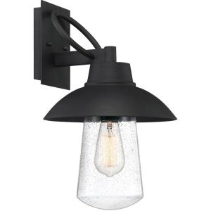East Bay 18 Inch Outdoor Wall Lantern Transitional - 18 Inches high
