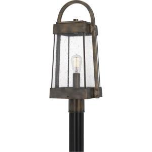 Ellington - 1 Light Outdoor Post Lantern