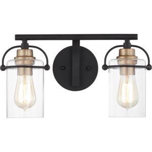 Emerson - 2 Light Bath Vanity - 8.75 Inches high