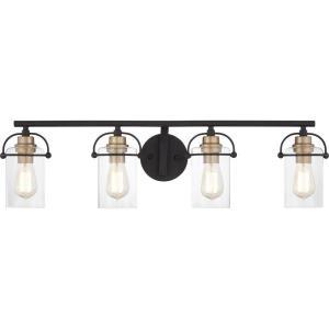 Emerson - 4 Light Bath Vanity - 8.75 Inches high