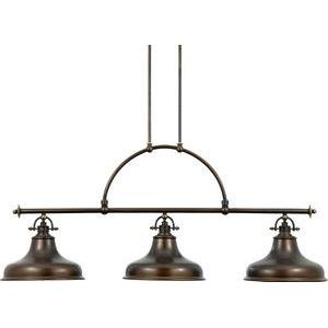 Emery - 3 Light Island Chandelier