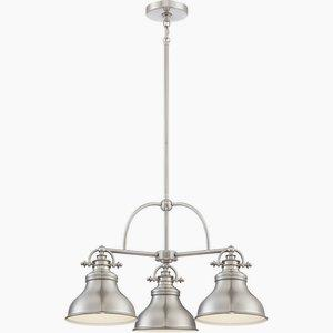 Emery - 3 Light Chandelier