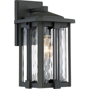 Everglade - 100W 1 Light Outdoor Small Wall Lantern