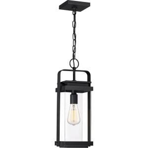 Exhibit - 1 Light Outdoor Hanging Lantern - 19 Inches high