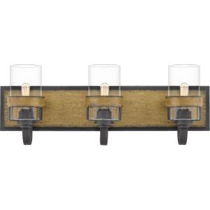 Finch 3 Light Transitional Bath Vanity - 8.75 Inches high
