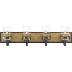 Finch 4 Light Transitional Bath Vanity - 8.75 Inches high