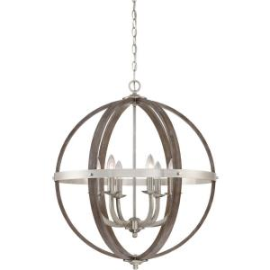 Fusion - Six Light Chandelier