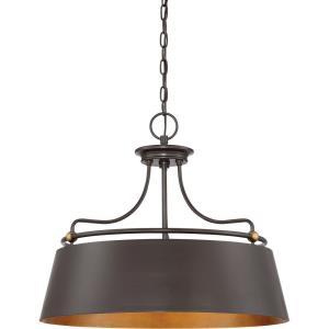 Fairview - 4 Light Pendant