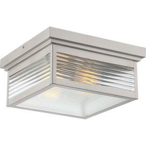 Gardner - 2 Light Outdoor Flush Mount