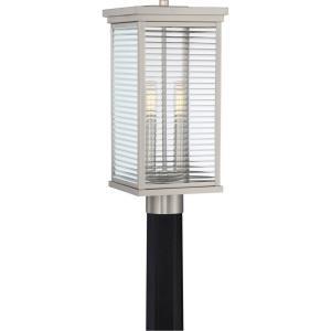 Gardner - 2 Light Outdoor Post Lantern - 17.75 Inches high