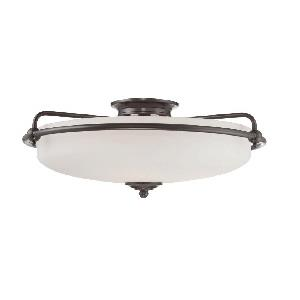 Griffin - 4 Light Semi-Flush Mount