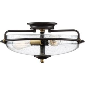 Griffin - 3 Light Flush Mount - 7.75 Inches high