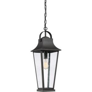 Galveston - 1 Light Outdoor Hanging Lantern - 24 Inches high