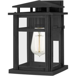 Granby - 1 Light Small Outdoor Wall Lantern in Transitional style - 7 Inches wide by 11 Inches high