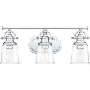 Grant - Three Light Bath Vanity