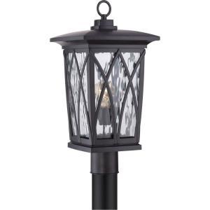 Grover - 1 Light Outdoor Post Lantern