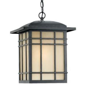 Hillcrest - 1 Light Outdoor Hanging Lantern