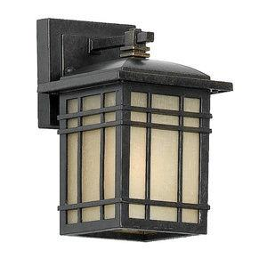 Hillcrest - 1 Light Outdoor Small Wall Lantern
