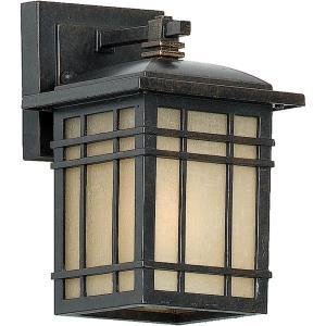 Hillcrest - 1 Light Outdoor Small Wall Lantern