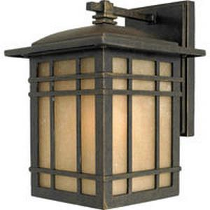 Hillcrest - 1 Light Wall Lantern
