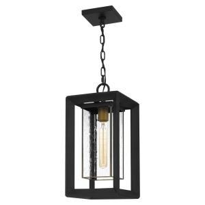 Infinger - 1 Light Outdoor Hanging Lantern - 18 Inches high