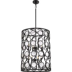 Jubilee - 8 Light Extra Large Cage Chandelier