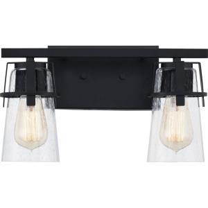 Knox - 2 Light Bath Vanity - 8 Inches high