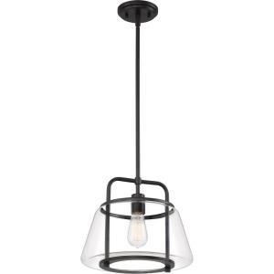 Kettle - 1 Light Semi-Flush Mount - 12.25 Inches high