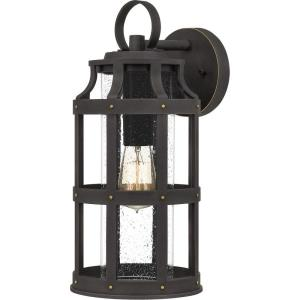 Lassiter 15.75 Inch Outdoor Wall Lantern Transitional Coastal Armour
