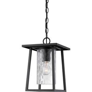 Lodge - 1 Light Outdoor Hanging Lantern
