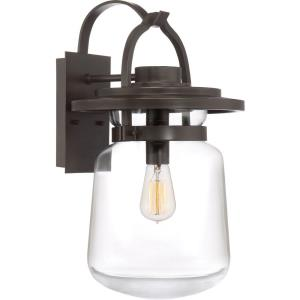 LaSalle 19.5 Inch Outdoor Wall Lantern Transitional Aluminum Approved for Wet Locations