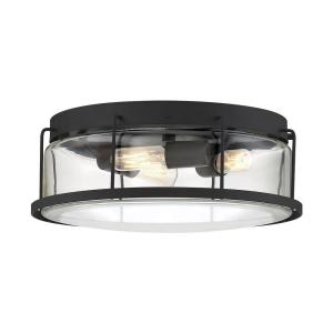 Ludlow - 3 Light Flush Mount - 5.25 Inches high