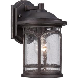 Marblehead 1-Light Small Outdoor Wall Mount - 11 Inches Tall and 7 Inches Wide