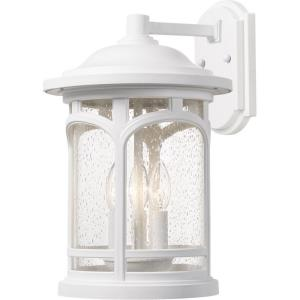 Marblehead 14.5 Inch Outdoor Wall Lantern Transitional Coastal Armour Approved for Wet Locations