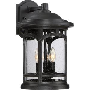 Marblehead - 17.5 Inch 3 Light Outdoor Wall Lantern
