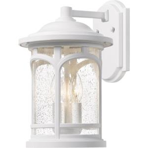 Marblehead 17.75 Inch Outdoor Wall Lantern Transitional Coastal Armour Approved for Wet Locations - 17.75 Inches high