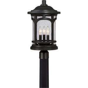 Marblehead - 3 Light Outdoor Post Lantern