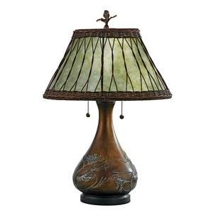 Highland - 2 Light Table Lamp