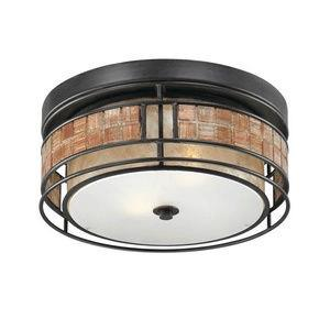 Laguna - 2 Light Outdoor Flush Mount