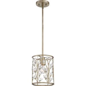 Meadow Lane - 1 Light Mini Pendant - 10.75 Inches high