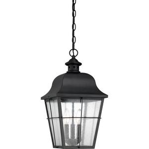 Millhouse - 3 Light Outdoor Hanging Lantern